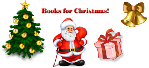 Books for Christmas!